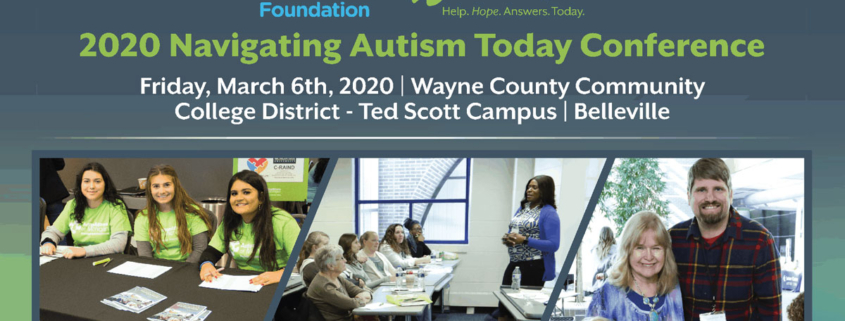 2020 Navigating Autism Today Conference